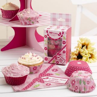 A Little Bird Told Me Cupcake Cases (100)